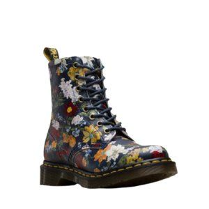 NEW IN BOX Dr. Martens 1460 Pascal in Darcy Floral Navy